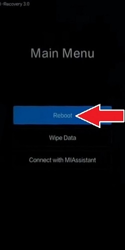 Hard reset Xiaomi