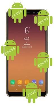 Samsung Galaxy A8 Plus 2018 Codes - Secret Codes