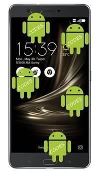 Asus Zenfone 3 Ultra ZU680KL codes