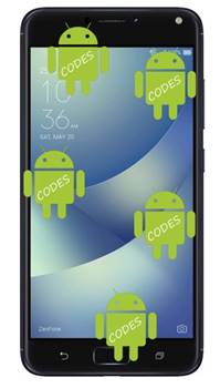 Asus Zenfone 4 Max ZC520KL codes