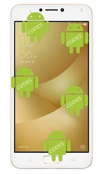 Asus Zenfone 4 Max ZC554KL codes