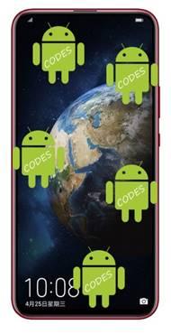 Huawei Honor Magic 2 codes