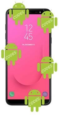 Samsung Galaxy J8 Codes - Secret Codes | GooMobiles com