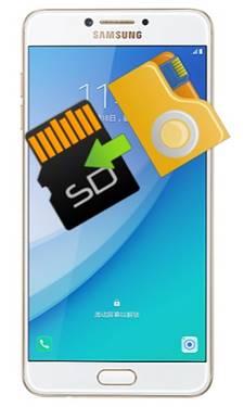 Move Files to SD Card on Samsung Galaxy C7 Pro | GooMobiles com