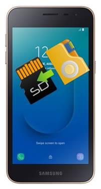 Move Files to SD Card on Samsung Galaxy J2 Core | GooMobiles com