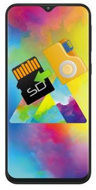 Move Files to SD Card on Samsung Galaxy M20   GooMobiles com