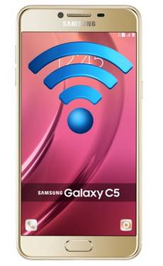 Reset network settings on Samsung Galaxy C5