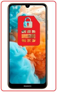 change PIN on Huawei Y6 Pro 2019
