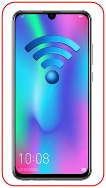 set up hotspot on Huawei Honor 10 Lite