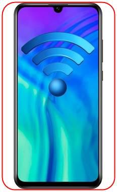 set up hotspot on Huawei Honor 20 Lite