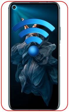 set up hotspot on Huawei Honor 20 Pro