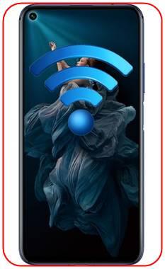 set up hotspot on Huawei Honor 20