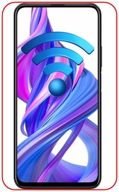set up hotspot on Huawei Honor 9X Pro