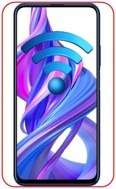 set up hotspot on Huawei Honor 9X