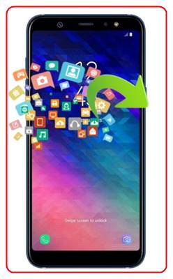 backup your data on Samsung Galaxy A6 Plus